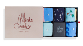 Alfredo Gonzales The Beach 5-Pack Giftbox