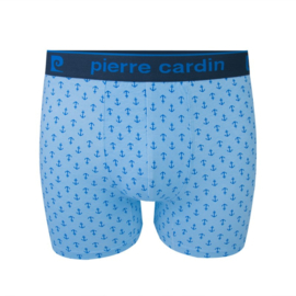 Pierre Cardin Heren Trunk | Boxershort Anchors Blauw