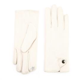 Dames handschoenen Beige voor Touch Screen