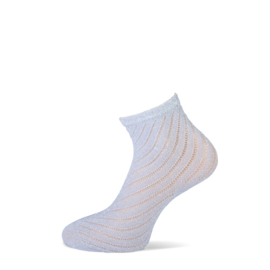 Marcmarcs Fashion Panty kousje 40 denier One Size Zilver lurex