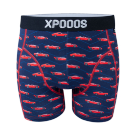 XPooos Heren Boxershort | Supercar