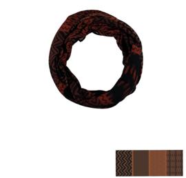 Sjaals voor het hele jaar