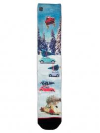 XPooos Socks, kerstsokken, Xmas Shopping Trip 60099