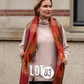 LOT83   Knitted Gebreide trui   Vera Light Pink
