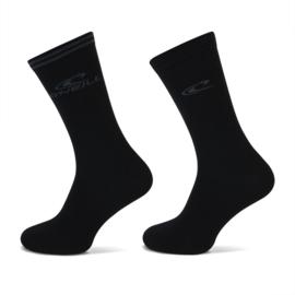 O'Neill Casual Dames Sokken Zwart | 2-Pack 889002