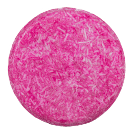 HappySoaps La Vie en Rose Shampoo Bar – 70 g