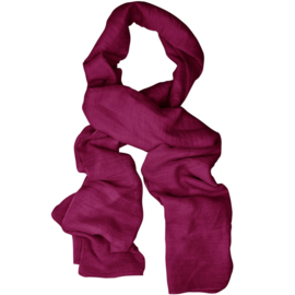 LOT83 Basic Sjaal Sun | Paars Colour 21