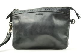 Bag2Bag Compacte Tas|Clutch, Limited Edition, Plano Zwart
