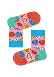 Happy Socks Kids Sweet Heart Sock