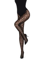 MarcMarcs 20 Denier Fashion Panty Leopard | 87393