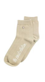Alfredo Gonzales Short |Low Sock, Pencil Khaki