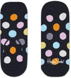 Happy Socks Liner Big Dot Zwart
