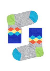Happy Socks Kids Faded Diamond Sock