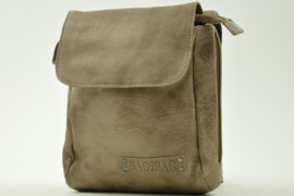 Bag2Bag Schoudertas Rio Grey/Brownish
