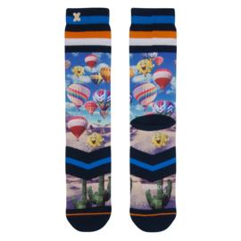 Xpooos Heren Socks Balloon Festival 60230