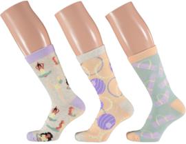 Apollo   Yoga Socks   3-Pack Giftbox   Maat 36-41