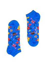 Happy Socks Low | Sneaker Socks Space Cat
