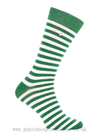 Alfredo Gonzales Candy Cane Green/White