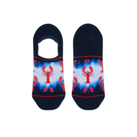 XPooos Footie Socks Larry invisible 62033