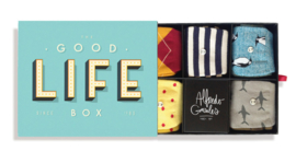 Alfredo Gonzales The Good Life 5-Pack Giftbox