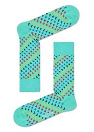 """Happy Socks """"Happy""""Socks Mint groen"""