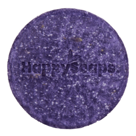 HappySoaps Purple Rain Shampoo Bar – 70 g