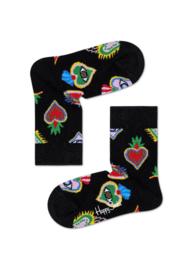 Happy Socks Kids Sacred Heart Sock