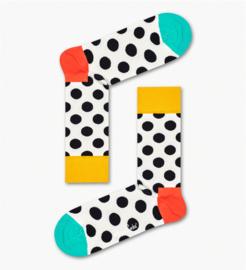 Happy Socks Big Dot Socks Wit