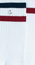 Alfredo Gonzales Z-Sock Sportsok Wit