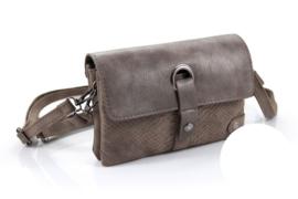 Grijs heup | schoudertasje | crossbodybag Bosch