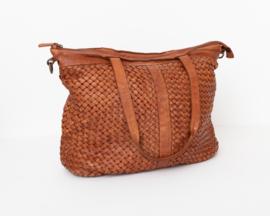 Bag2Bag Milano Limited Edition Shopper | Cognac