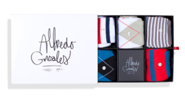 Alfredo Gonzales The New York 5-Pack Giftbox