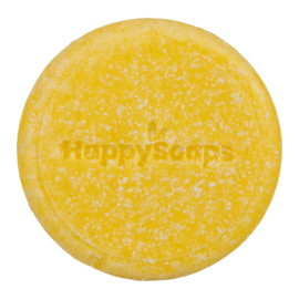 HappySoaps Chamomile Down & Carry On Shampoo Bar – 70 g