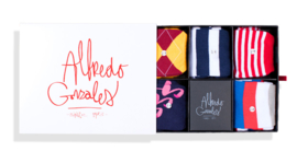 Alfredo Gonzales The Burger 5-Pack Giftbox
