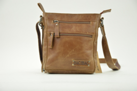 Bag2Bag Schoudertas Flint Brown
