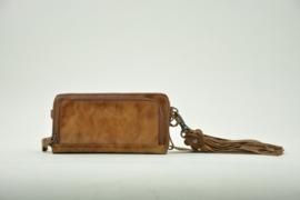 Bag2Bag Wallet - Clutch Tennessee Cognac