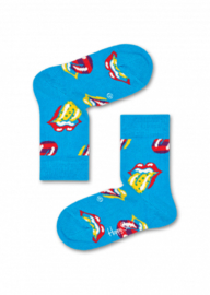 Happy Socks Kids Rolling Stones Out Of Control Sock