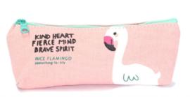 Make-up Tasje | Etui Flamingo Roze