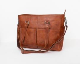 Bag2Bag Kelsey Laptoptas / Werktas | Cognac