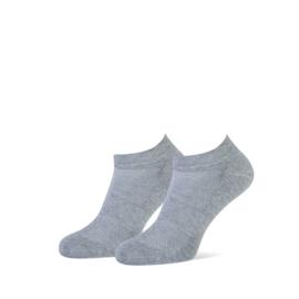 Marcmarcs Basic Sneakersok | Lowsok 2-Pack Grijs, 91500