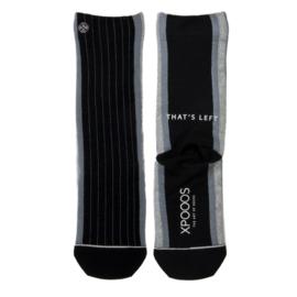XPooos Essential Bamboo Sokken Zwart/Grijs 77004