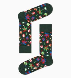 Happy Socks Christmas Wish Sock