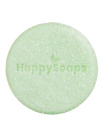 HappySoaps   Fresh Bergamot Shampoo Bar - 70 gram