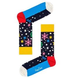 Happy Socks Christmas Twinkle Twinkle Sock