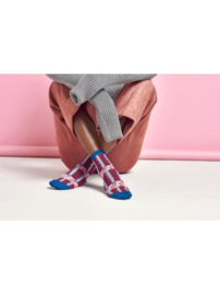 Happy Socks Hysteria Magda  Ankle Sock, Maat 36-41