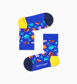 Happy Socks Queen Kids | Crown Sock
