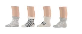 Happy Socks & Apollo Baby Terry Sokjes