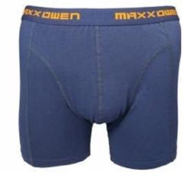 Maxx Owen Heren Boxershort | 3-Pack | Marine Orange