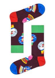 Happy Socks Christmas Snow Globe Sock