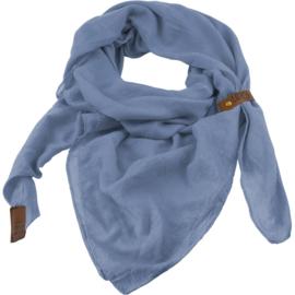 Lot83 Sjaal | Puk | Lavendel